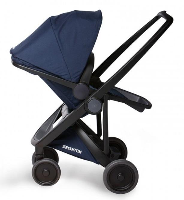 Wir verlosen zum Start der neuen Kinderwagen-Kollektion einen stylischen Greentom Upp Reversible in eurer Wunschfarbe!