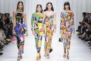 Bild von Versace Spring/ Summer 18 Show