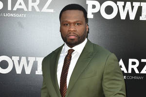 Bild von Curtis Jackson alias 50 Cent