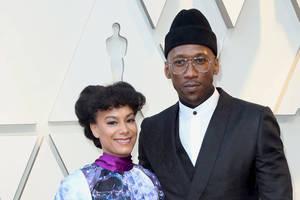 Bild von Mahershala Ali und seine Frau Amatus Sami-Karim