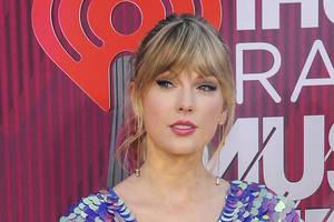 Bild von Taylor Swift ist eine weltweite Ikone
