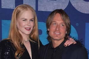 Bild von Nicole Kidman und Keith Urban