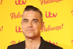 Bild von Robbie Williams