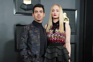 Bild von Joe Jonas und Sophie Turner