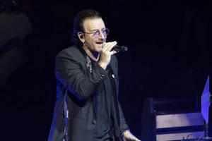 Bild von Bono